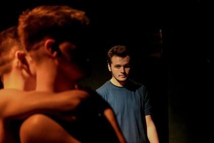 All's Fair - Kyle O'Neill as Jake, Daniel Waterhouse as Aaron, Keaton Tyler-Lansley as Theo