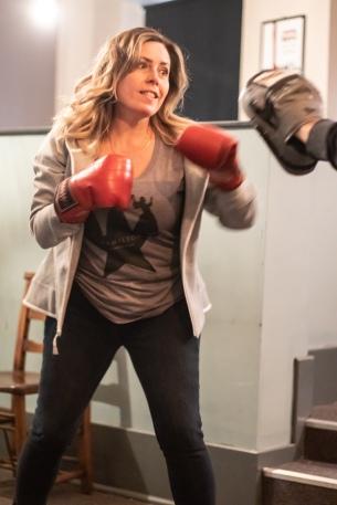 GRRL PWR - Ali Donohue as Teri