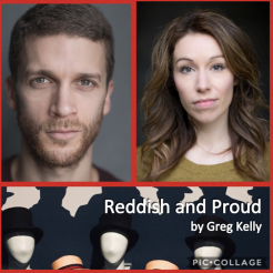 Reddish and Proud - Greg Kelly and Samantha Siddall